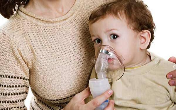 Сеанс ингаляции для детей до 3 лет длится всего 3 минуты