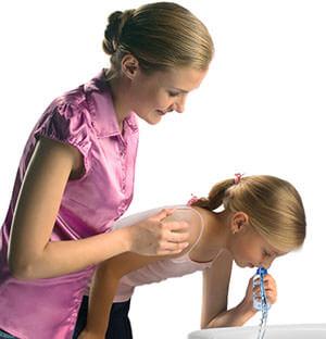 Промывание носа поможет сохранить слизикд
