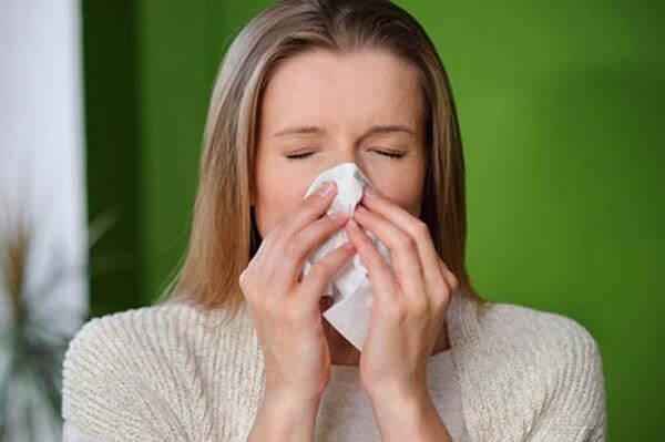 Нос преграждает защищает организм от бактерий