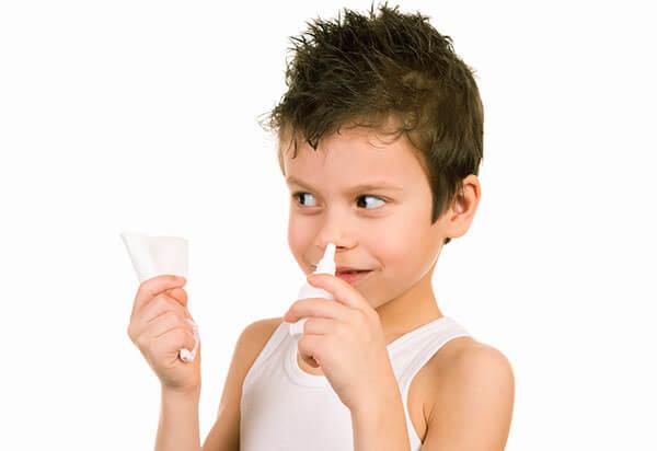 У ребенка должен быть свой индивидуальный флакончик с лекарством