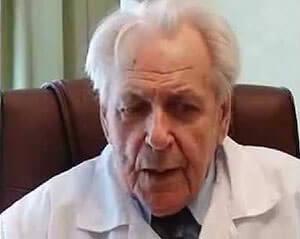 Профессор Неумывакин рекомендует перекись водорода для лечения насморка