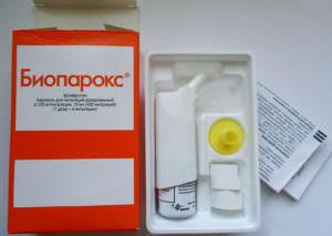 Антибиотик для лечения синусита