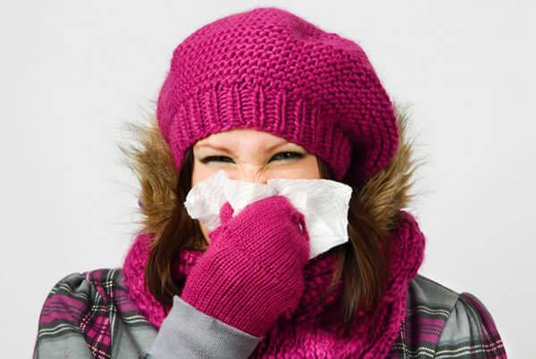 Сопли служат защитой организма от попадания внутрь инфекции