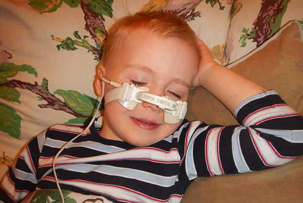Заложенность носа лечат прогреванием