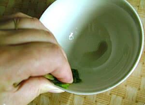 Из народных средств о заложенности чаще всего используют алоэ
