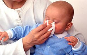Необходимо различать симптомы ринита аллергического от простого насморка