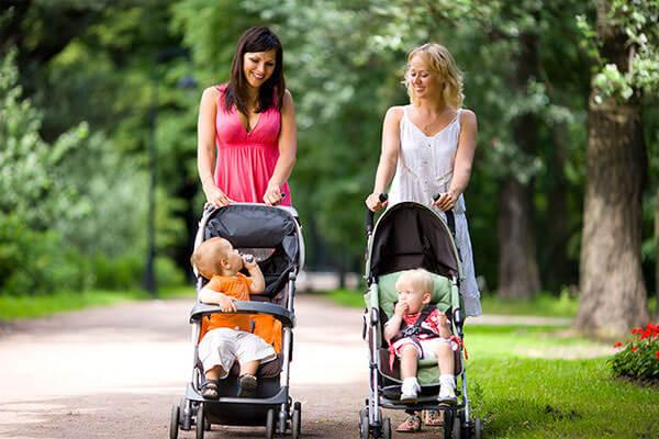 Прогулки в парке помогут укрепить иммунитет ребенка