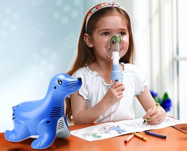 Использовать ингаляцию для лечения насморка или кашля можно и дома