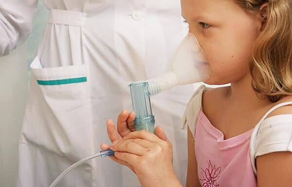 Ингаляции с минеральной водой помогают максимально быстро снять симптомы заболевания