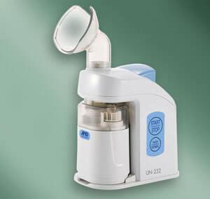 Ультразвуковой ингалятор работает только с водными растворами