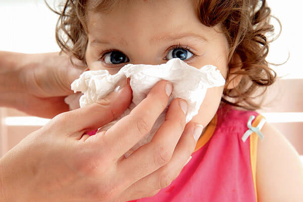 Антибиотики в нос должен назначать доктор