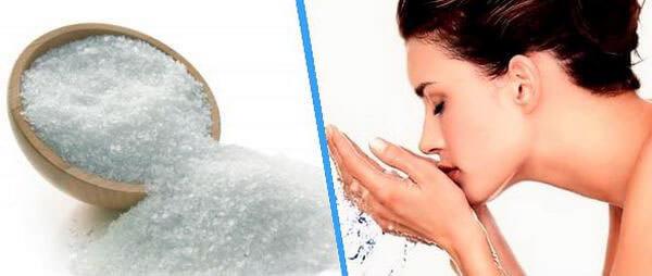 Раствор для промывания носа можно приготовить самостоятельно