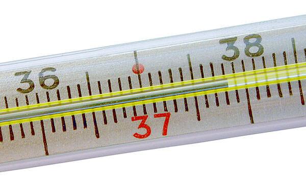 При температуре тела выше 37 градусов паровые ингаляции делать нельзя