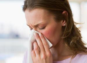 Заложенность носа и трудное дыхание при искривлении перегородки