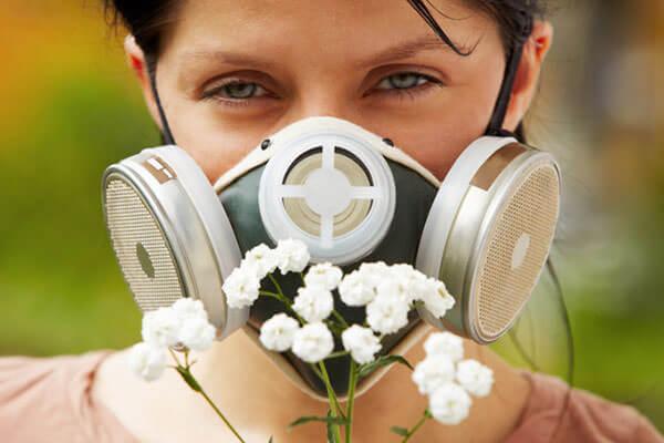 Причиной аллергии могут быть различные аллергены