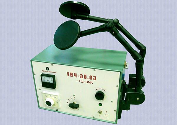 Переносной аппарат типа УВЧ-30