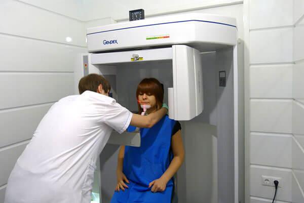 Компьютерная томография придаточных пазух носа