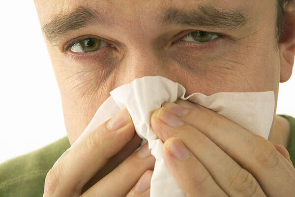 Частые респираторные заболевания - причина развития хронического гайморита
