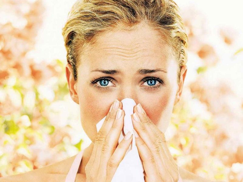 Заболевание аллергический ринит