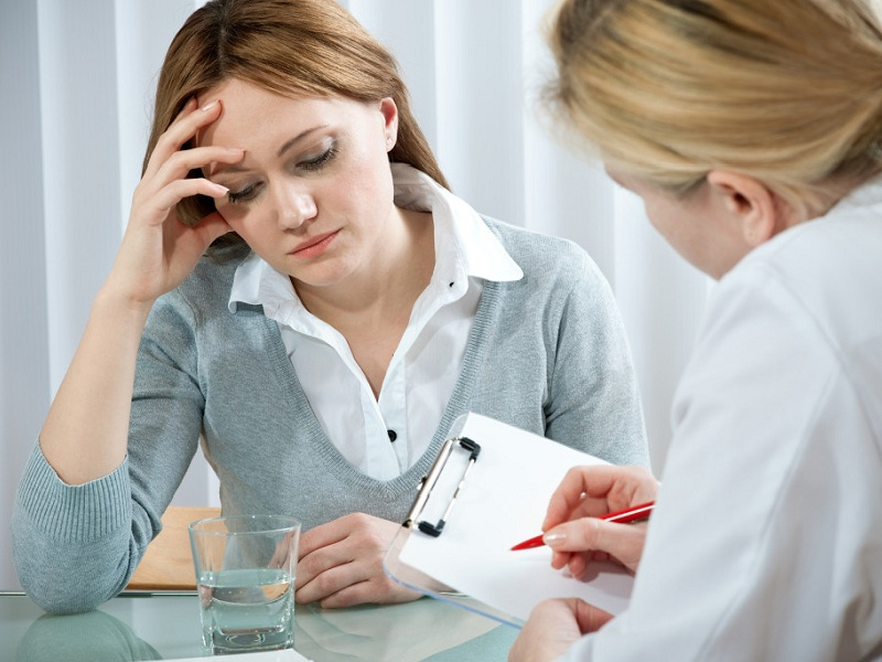 Лечение гайморита и головной боли