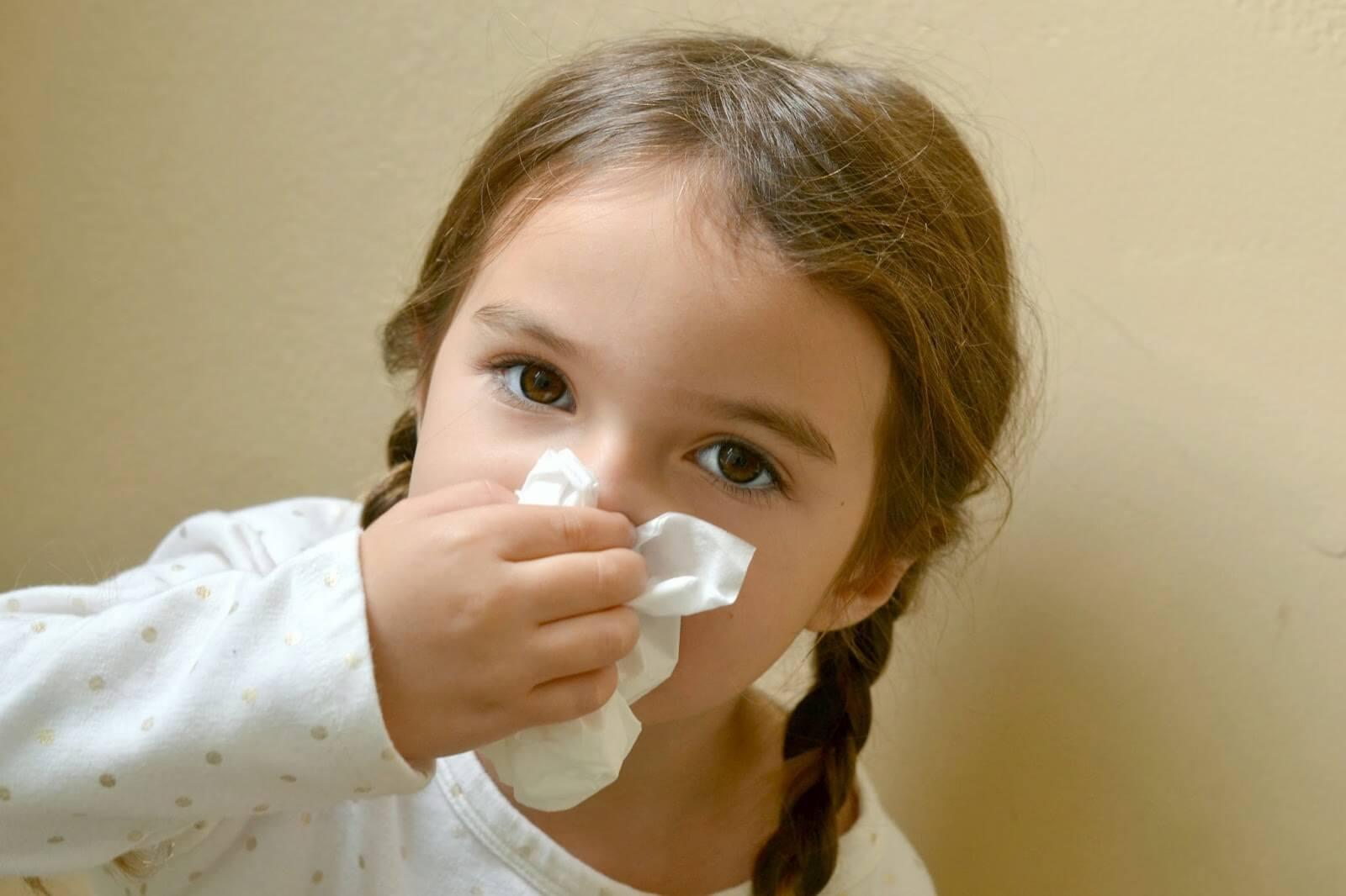 Очистка носа