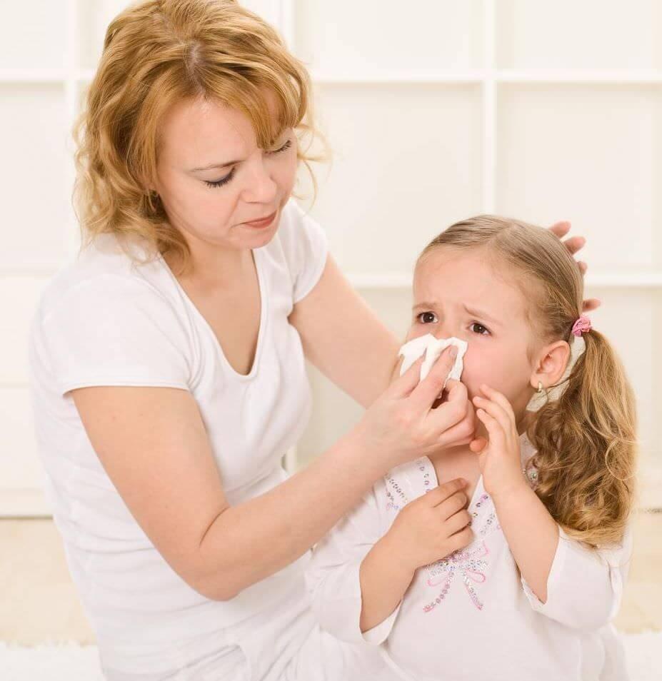 Как вылечить ребенку насморк в домашних условиях у ребенка 23