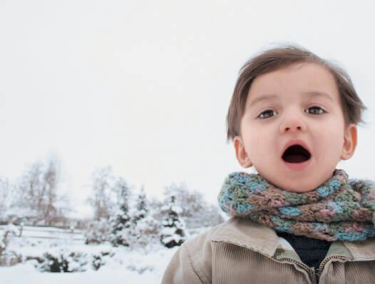 Ребенок дышит ртом