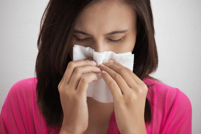 Вылечить аллергический насморк в домашних условиях