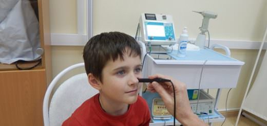 УЗИ придаточных пазух носа